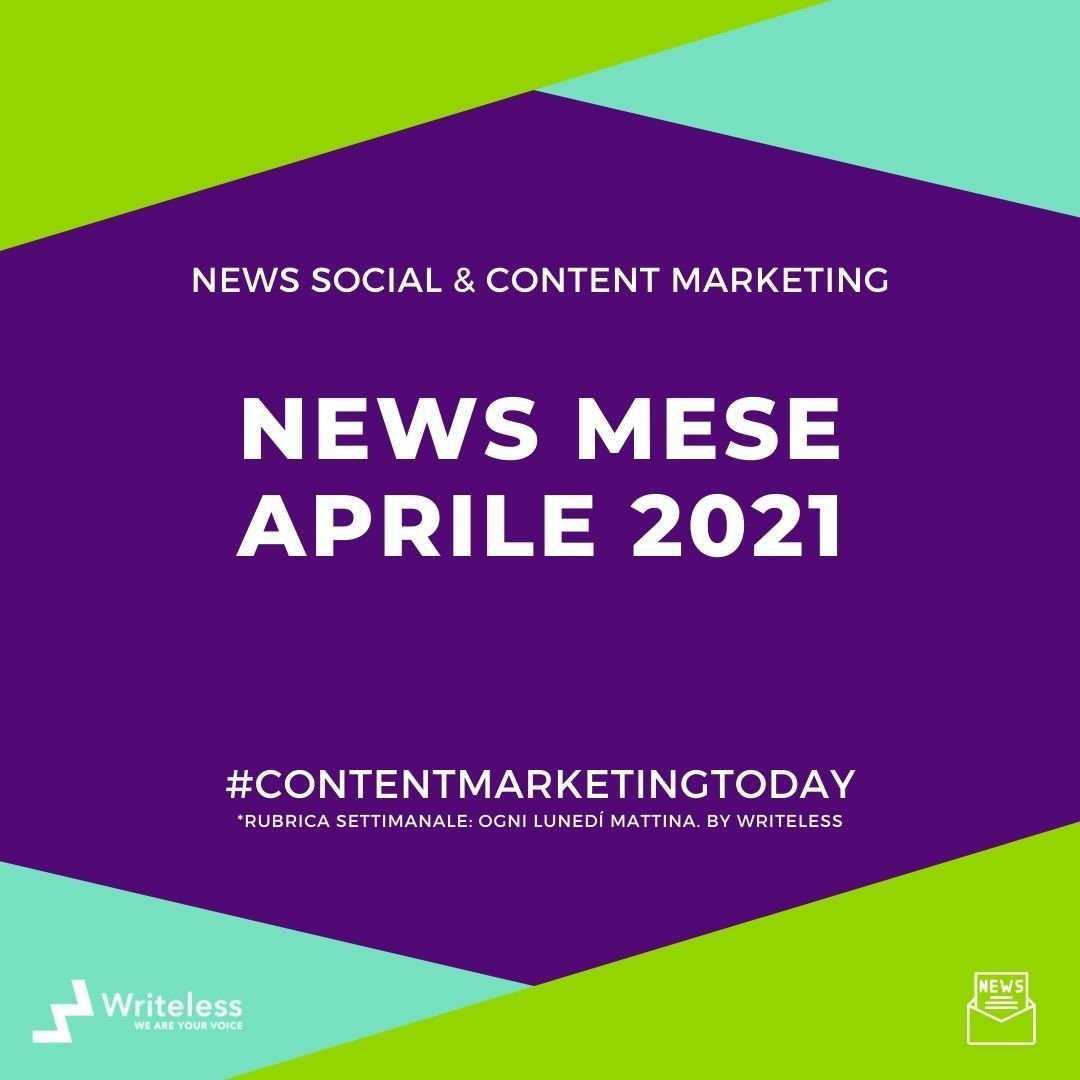 Social Media NEWS & Content