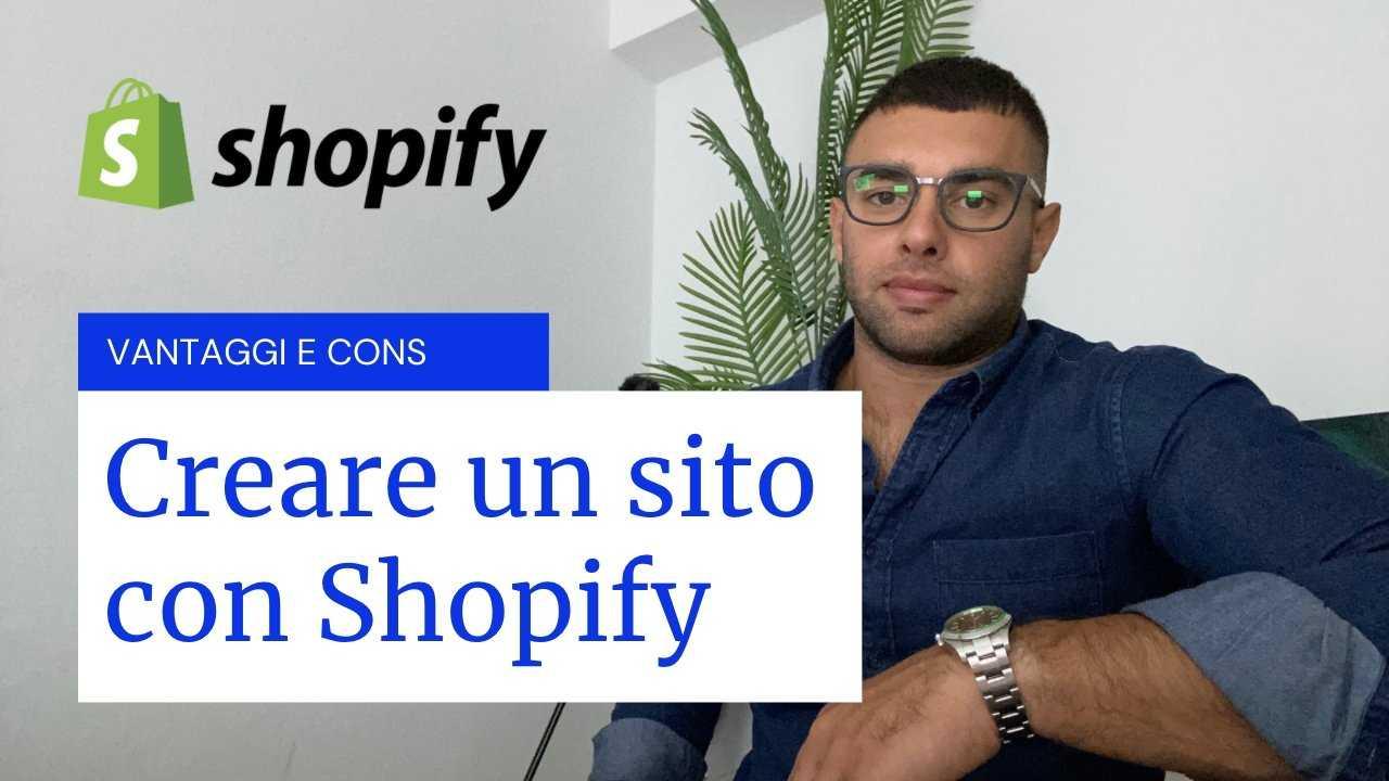 shopify opinioni