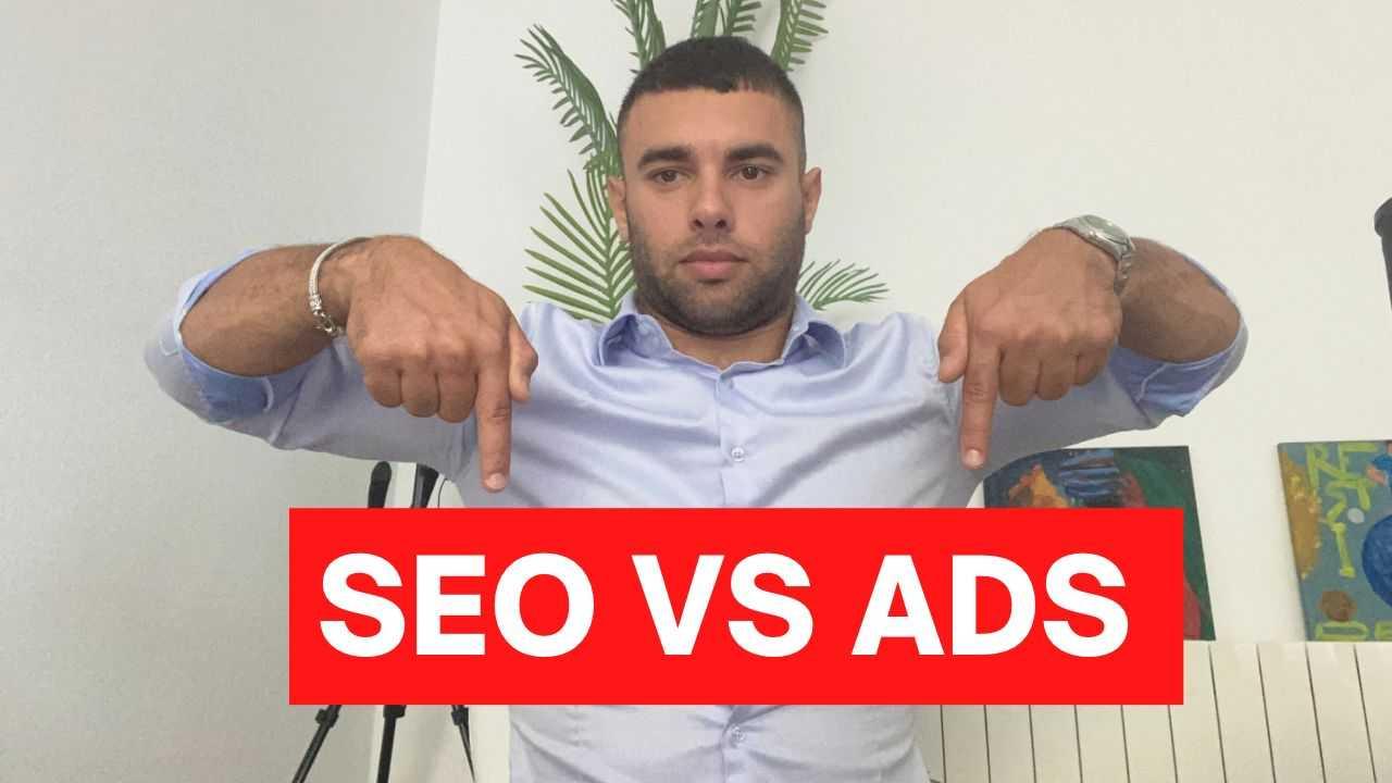Google AdWords vs SEO